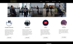 Goldbar Network Created a central hub for Manhattan-based real est...