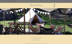 Glampin Inn My inspiration comes from a couple of years travel...
