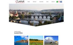 Hyva Site de viagens exclusivas