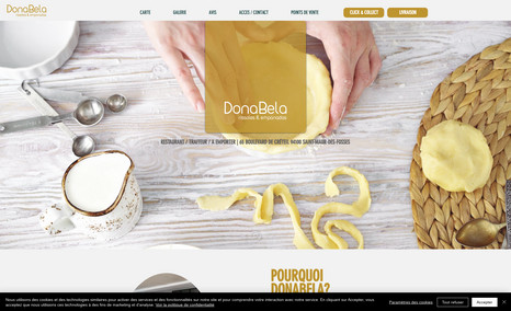 Dona Bela Amazing Paris, France based Portuguese cuisine res...