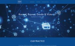 KRDV Website Design & Development for Law Firm