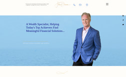 John Duncan Redesigned and rebranded a Concierge Private Wealt...