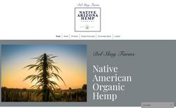 delshayfarms Native American Organic Hemp Farm