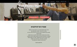 yaelpilates Pilates Studio with Booking app and Pricing Plans
