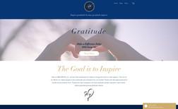 JWM Inspire Gratitude E-commerce platform for a non-profit. We created m...