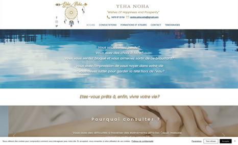 Centre Yeha Noha Site de coaching développement personnel et évènem...