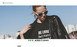 Be Libre Outfitters Be Libre Outfitters is a groovy new clothing compa...