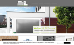DL Poorten Nieuwe website voor onze goede klant : DL Poorten ...