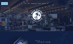 Belle Station Website design, Photography and Video || Belle Sta...