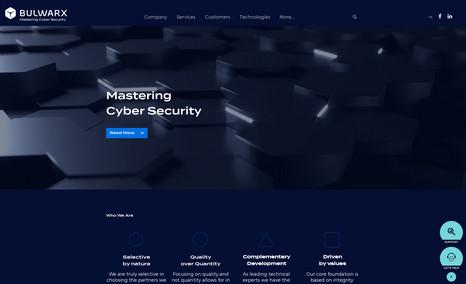 bulwarx Bulwarx - Leading integrator in the field of Cyber...